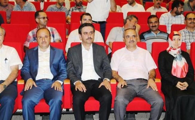 Aydın Müftülüğü'nde 'Vekaletle Kurban' programı düzenlendi