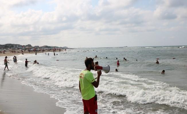 Bayram tatilinde Rip akıntıya dikkat