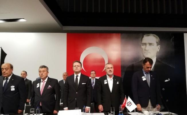 Beşiktaş'ta Divan Kurulu Başladı