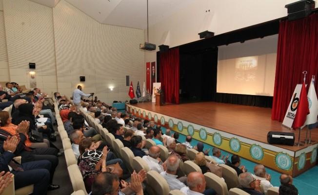 BEÜde 'Bitlis Kent Belleği' sunumu ve belgesel film gösterimi yapıldı
