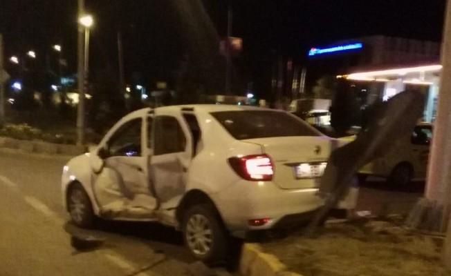 Bingöl'de trafik kazası: 7 yaralı