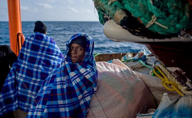"""BM Mülteciler Yüksek Komiserliği: """"Libya 2018'de 100 göçmen kurtardı"""""""