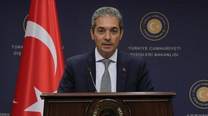 Dışişlerinden Trump'ın Türkiye'ye ek vergi açıklamasına tepki