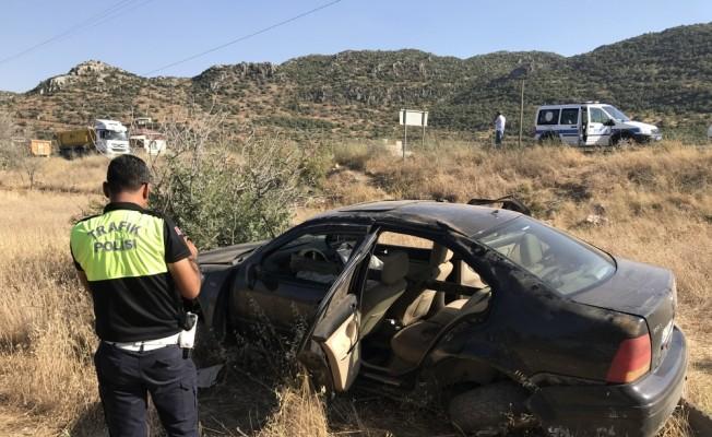 Gaziantep'te trafik kazası: 2'si ağır 5 yaralı