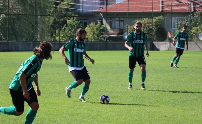 hazırlık maçı: Sakaryaspor: 1 - Ankara Adliyespor: 1