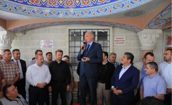 """İBB Başkanı Uysal: """"Her yaptığımız işte önce vatandaş diyeceğiz"""""""