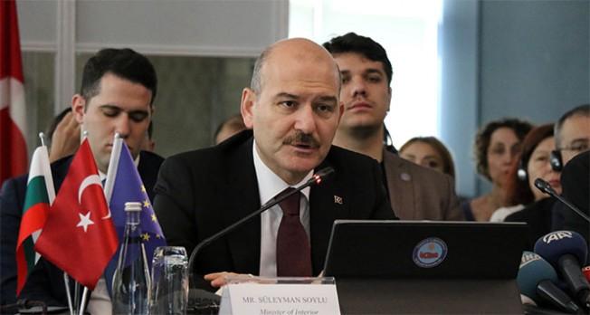 İçişleri Bakanı Süleyman Soylu: ABD'de bir malımız var FETÖ