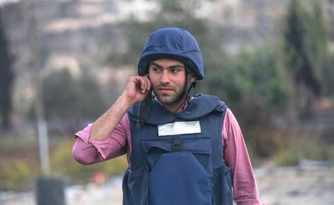 İsrail ordusu Filistinli TRT muhabirini gözaltına aldı