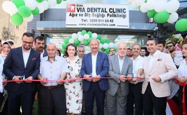 İstanbul'a yeni bir ağız ve diş sağlığı polikliniği