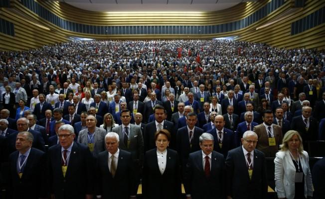 İYİ Parti Genel Başkanı Akşener: