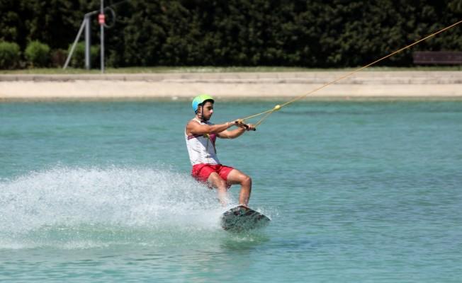 Kablolu Wakeboard Kulüplerarası ve Bireysel Türkiye Şampiyonası