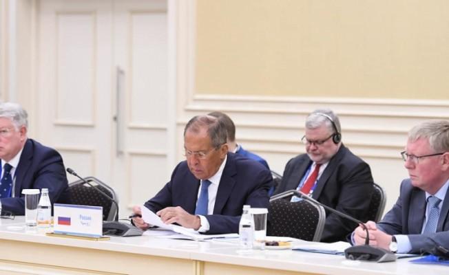Kazakistan'da Hazar Ülkeleri Dışişleri Bakanları Toplantısı