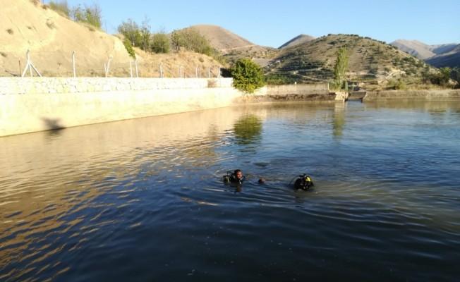Malatya'da gölete giren kişi boğuldu
