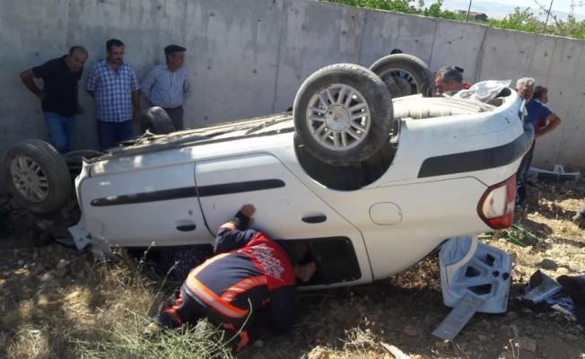 Malatya'da kaza: 1'i ağır 5 yaralı