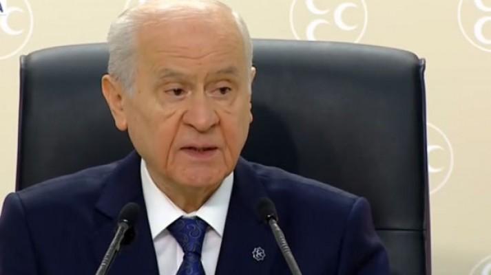 MHP lideri Bahçeli'den flaş açıklamalar: Sessiz kalamayız