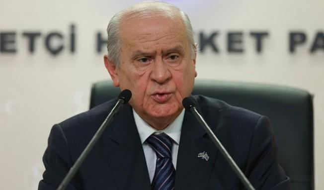 MHP Lideri Bahçeli'den  TL talimatı