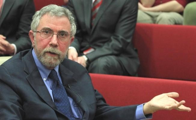 """Nobel ödüllü iktisatçı Paul Krugman: """"ABD'yi ağır borçlanmalar bekliyor"""""""