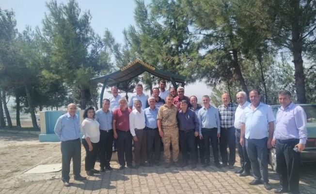 Nurdağı Jandarma Bölük Komutanı göreve başladı