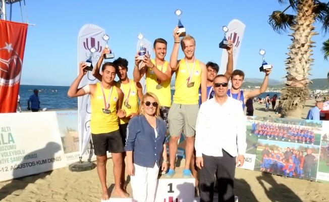 Plaj voleybolu: 18 Yaş Altı Türkiye Şampiyonası
