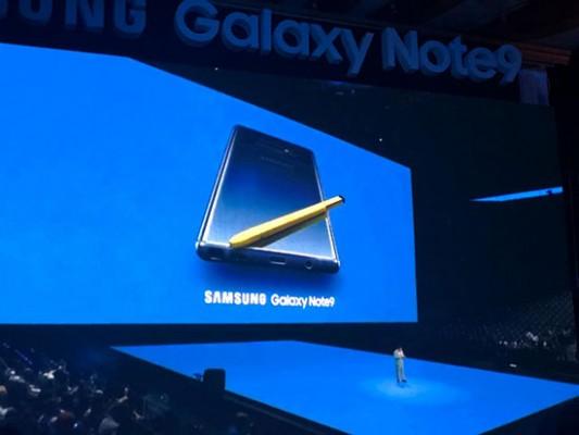 Samsung Galaxy Note 9 sonunda tanıtıldı! Note 9 Türkiye'de ne kadara satılacak?