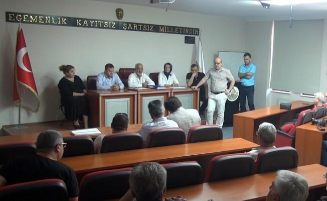 Sapanca'da teleferik projesi gerçekleşmeye başladı