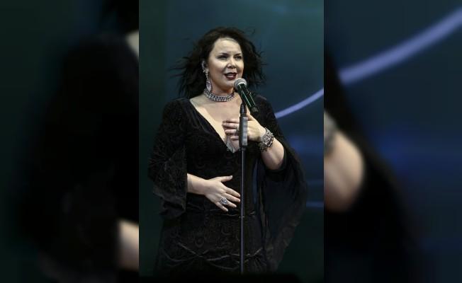 Şebnem Ferah Harbiye'de konser verdi