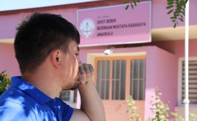 """Şehit eşi Karakaya: """"Nice Bedirhan'lar, Mustafa'lar yetişecek"""""""