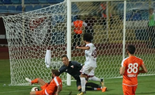 Spor Toto 1. Lig: Adanaspor: 1 - Tetiş Yapı Elazığspor: 1