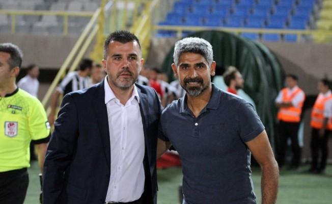 Spor Toto 1. Lig: Altay: 1 - Ümraniyespor: 0 (Maç sonucu)