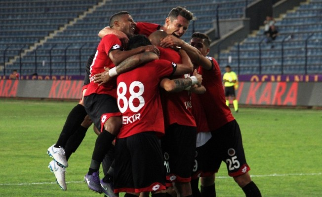 Spor Toto 1. Lig: Gençlerbirliği: 1 - Hatayspor: 0