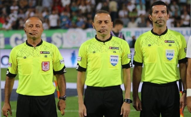 Spor Toto Süper Lig: Çaykur Rizespor: 1 - Kasımpaşa: 0 (İlk yarı)