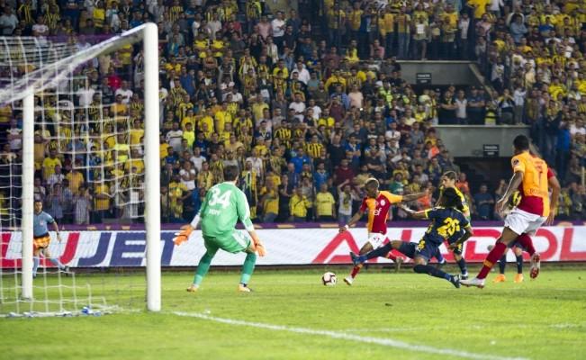 Spor Toto Süper Lig: MKE Ankaragücü: 1 - Galatasaray: 3 (Maç sonucu)