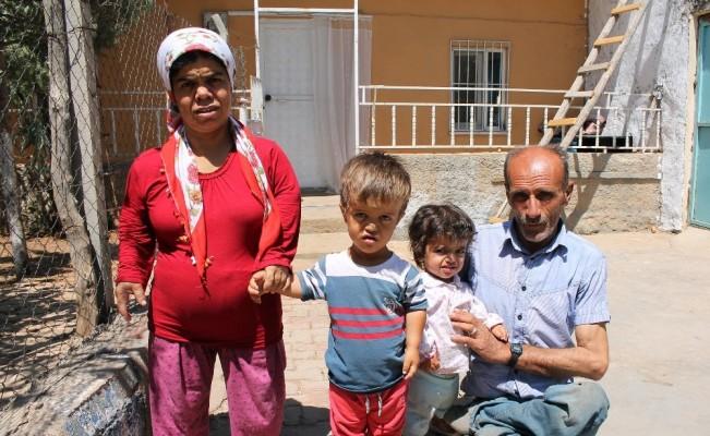 Suriyeli kadın Türk vatandaşı olmak için yardım bekliyor