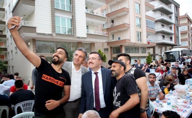 """Taşçı: """"Atakum Türkiye'nin cazibe merkezi"""""""