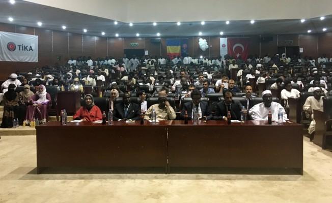 TİKA'nın Çad gönüllüleri
