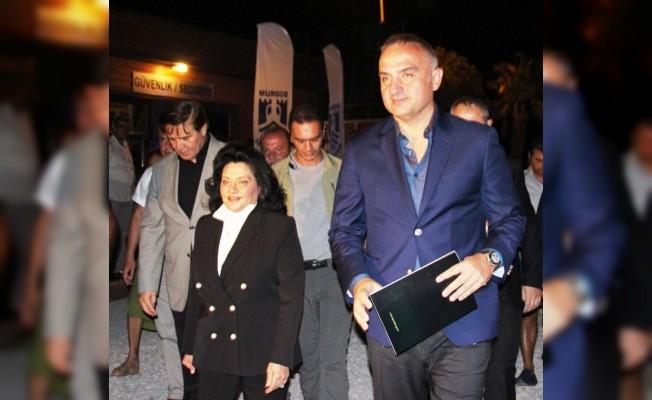 Turizm Bakanı Mehmet Nuri Ersoy, Bodrum'da bale festivaline katıldı