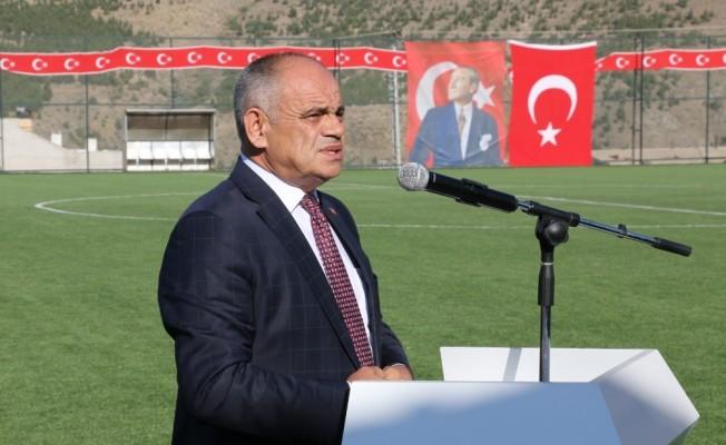 Yahyalı'da Yaz Spor Okulları sona erdi