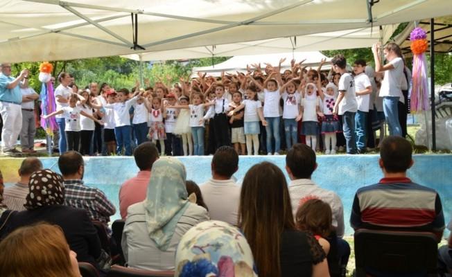 Yaz okulu öğrencilerinden muhteşem final