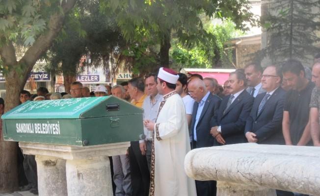 Yenimahalle Belediye Başkanı Yaşar'ın acı günü