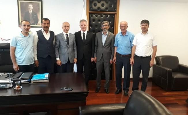 """Ziraat Odası Başkanı Çetindağ:""""Çiftçilerimiz her zaman devletin yanında olmuştur"""""""