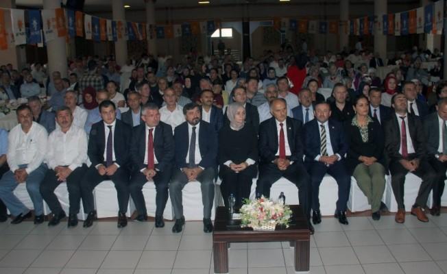 AK Parti'nin Giresun'daki gündemi yerel seçim oldu