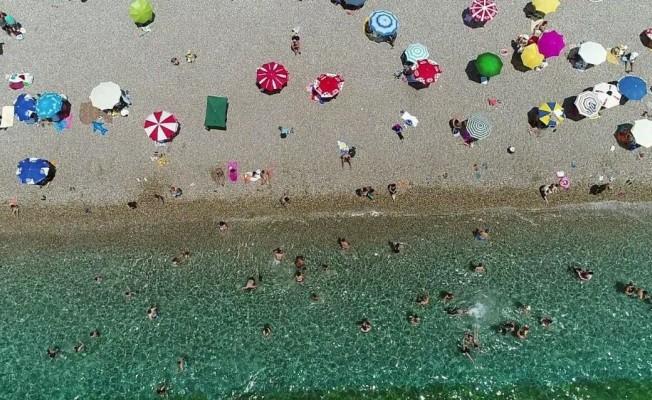 Antalya turizminde 10 milyon rekoru