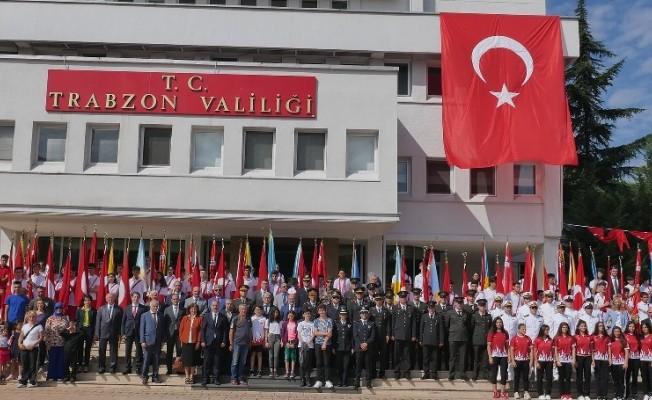 Atatürk'ün Trabzon'a ilk gelişinin 94. yıldönümü