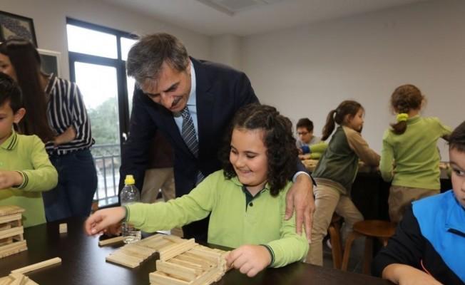 """Başkan Alemdar: """"Gençlerimiz, en değerli hazinemiz"""""""