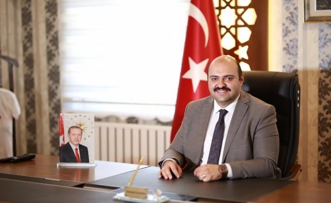 """Başkan Orhan: """"Sağlıklı nesiller vatan sevgisiyle mümkündür"""""""