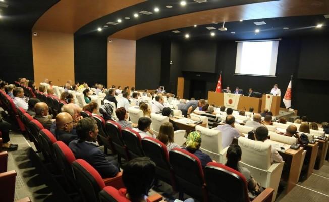 Çanakkale'de Çevre ve Okul Güvenliği Toplantısı yapıldı