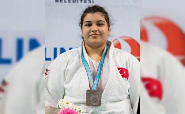 Çaykur Rizespor Kulübü'nün judo sporcusundan milli başarı