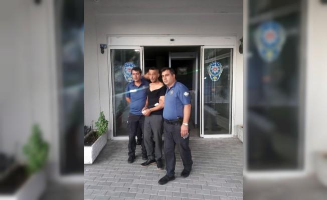 Cezaevinden firar eden cinayet hükümlüsü Alanya'da yakalandı