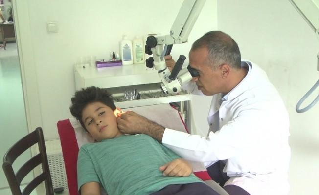 Çocuklarınız öğrenemiyorsa nedeni kulak hastalığı olabilir