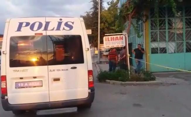 Çorum'da park kavgası: 1 ölü, 3 yaralı